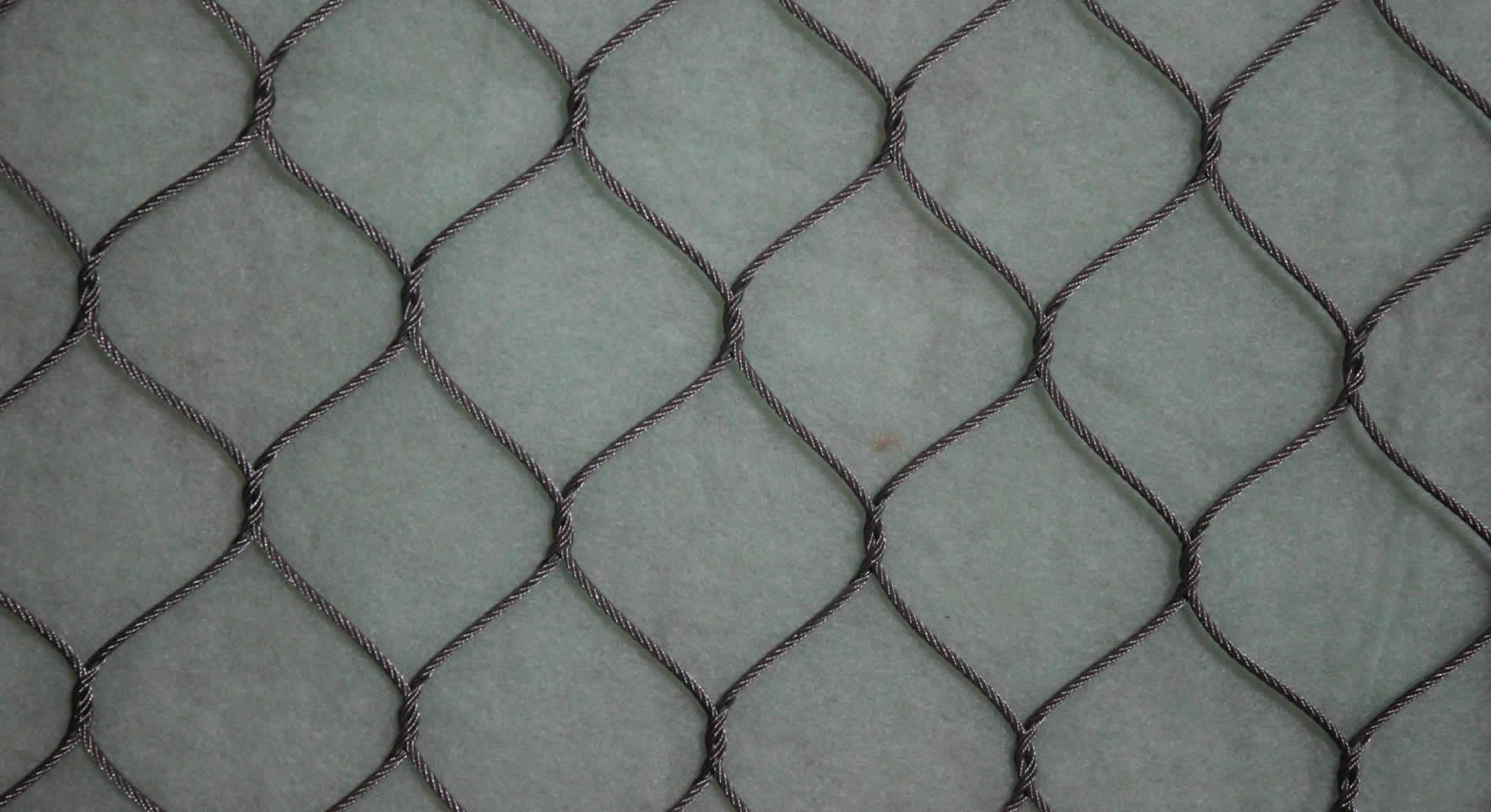 stainless steel rope mesh
