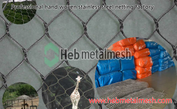 Deer fence, deer enclosure mesh