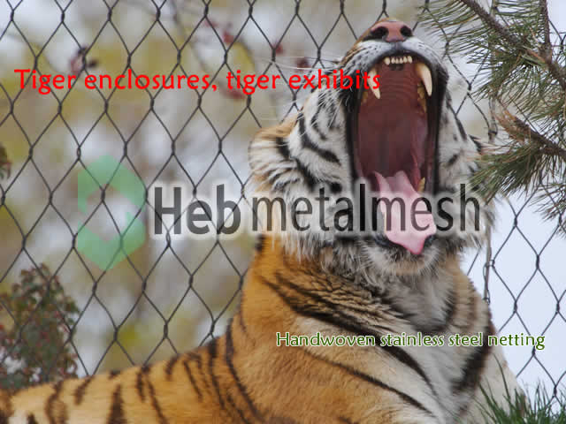 Zoo enclosures for tiger enclosure, tiger exhibit, tiger pen, tiger cages