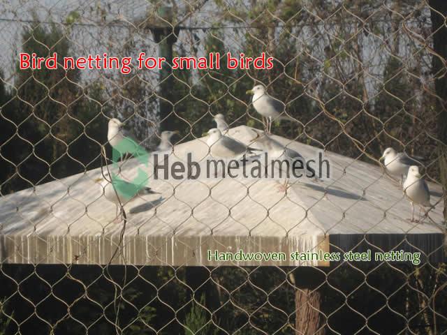 Bird Netting Fence Aviary Mesh Bird Cages Bird Exhibit